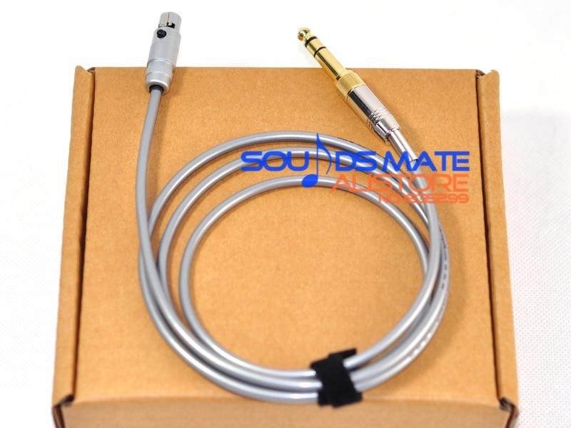 Upgrade Audio 5N OCC Kabel Draad Voor AKG Q701 K702 K712 K271 K272 K240 MKII K242 K271s K240s K267 k141 k171 K181 EK300 Hoofdtelefoon