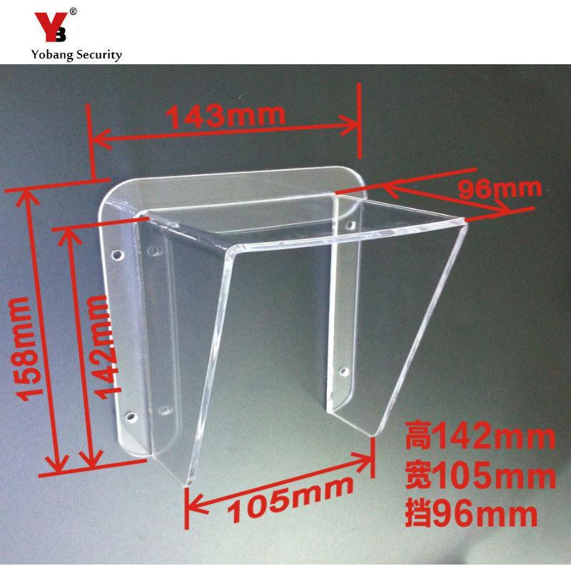 Бесплатная доставка, домофон Yobang, дверной звонок с водонепроницаемым покрытием, универсальный тип