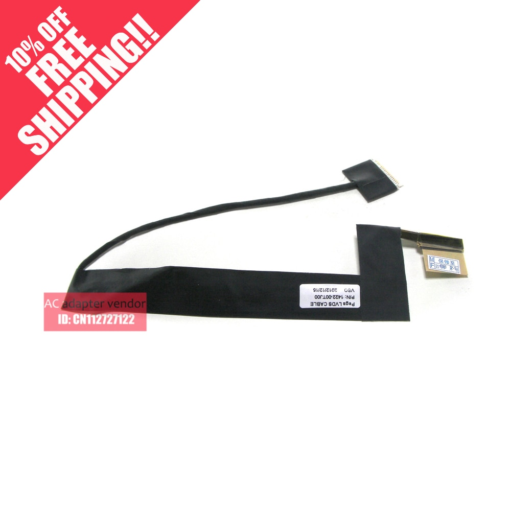 Новый для ASUS EPC Eeepc 1001px 1001PXD 1005PXD светодиодный кабель для экрана ноутбука