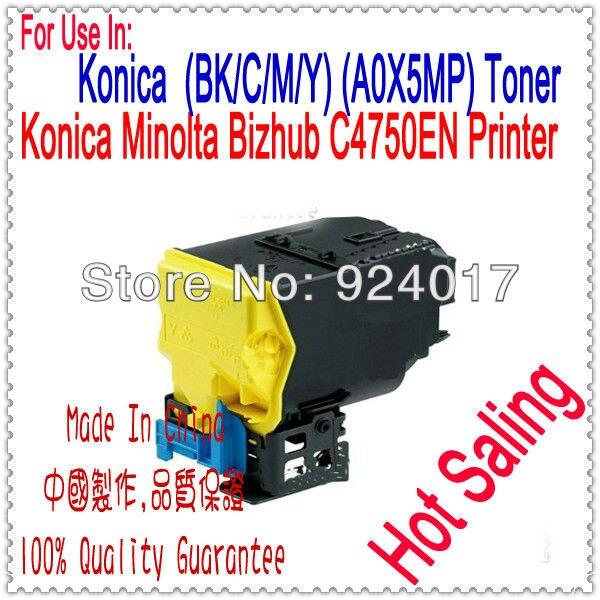 For Konica Minolta MagiColor 4750DN 4750EN 4790EN 4790DN 4795EN 4795DN Toner Cartridge,For Konica 4750 4790 4795 EN DN Toner