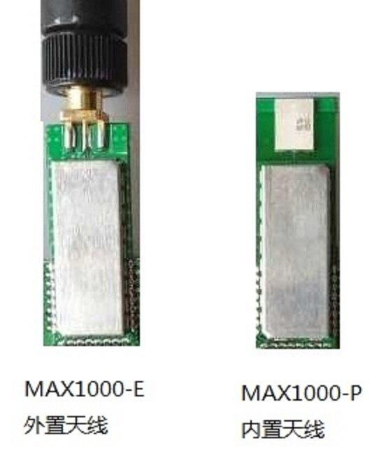 Фото - MAX1000 high-power UWB module Remote Indoor positioning Ultra wideband positioning compatible DWM1000 pascal pagani ultra wideband radio propagation channels