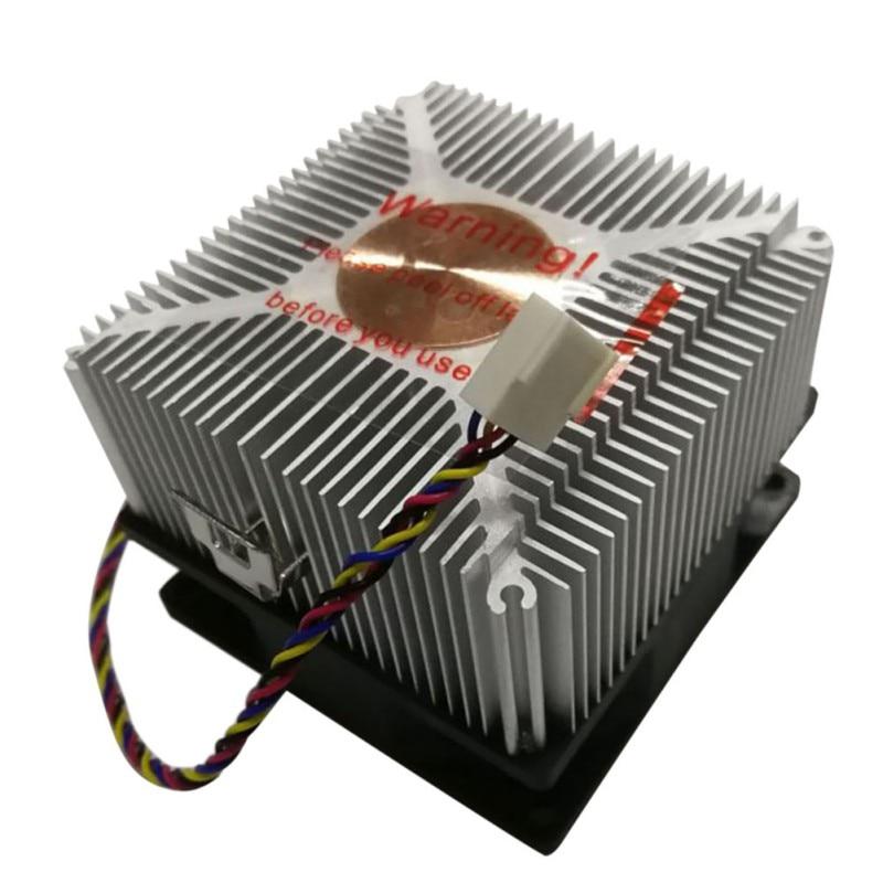 4Pin enfriador de CPU 115X 1366 2011,6 heatpipe dual-torre de enfriamiento de 9cm apoyo de fans para Intel AMD refrigerador ventilador de refrigeración de la Cpu del radiador