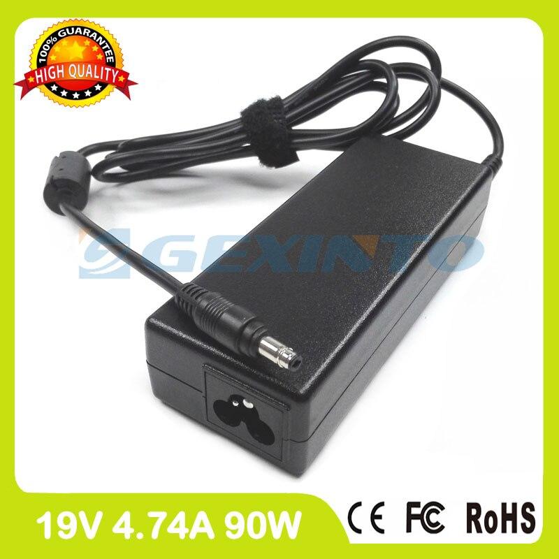 19V 4.74A adaptador de CA del ordenador portátil 393955-002 PPP014S-S PA-1900-15C1 cargador para Compaq cuaderno de negocios NX5000 NX5040 NX5100 NX6100