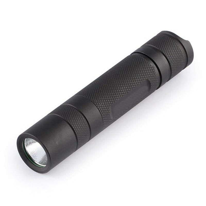 Linterna XM-L2 Jiguoor S2 + U2-1A linterna LED 1000LM linterna táctica impermeable-Negro