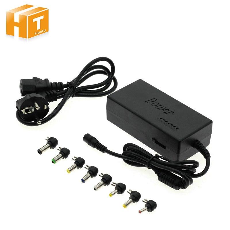 Universal Power Supply Adapter AC95-265V Input to DC12V/15V/16/18V/19V/20V/24V Output Transformers With 8 Pieces DC Connectors