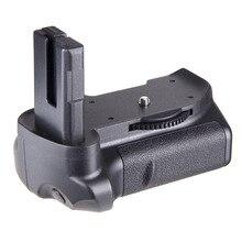 Горячая Акция новейший Travor BG-2G Вертикальная Батарейная ручка MB-D10 для Nikon D5300 D5200 адаптер оптовая продажа