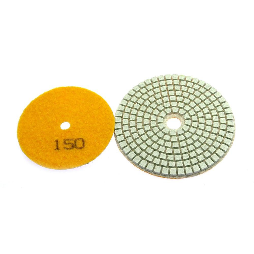 1 pezzo di tampone per lucidare la pietra p30 - p3000 da levigatura - Utensili abrasivi - Fotografia 6