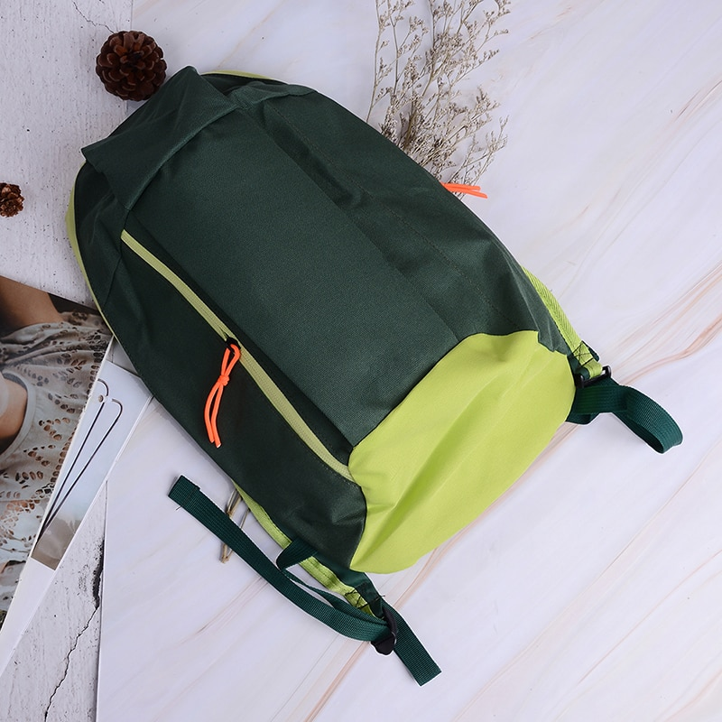 Nouveau 1Pc unisexe sport sac à dos sacoche sac avec poignée souple léger Nylon sacs à dos pour voyage randonnée sac à dos 9 couleurs