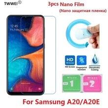 3pc for Samsung A20 A20E Screen Protector Protective Film on for Samsung Galaxy A20e A20 Screen Prot