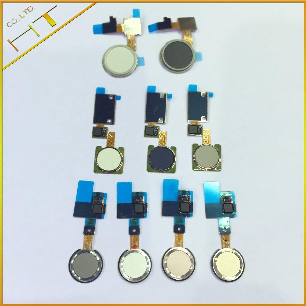 Сенсорный сканер отпечатков пальцев, 1 шт., кнопка домой, Кнопка меню, гибкий кабель, лента для LG V10 V20 G5 nexus 5X
