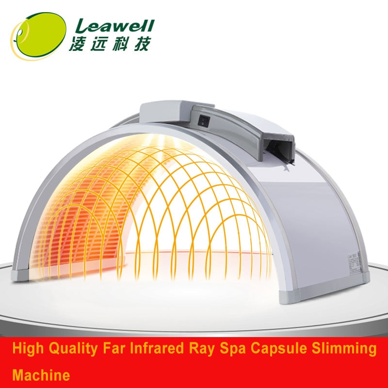 Leawell High Quality far infrared ray spa capsule slimming machine LY 708 Infrared dome treatment lower blood glucose wound heal
