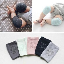 Soft Mesh Baby Leg Warmers Toddler Kids Kneepad Protector Non-Slip Dispensing Safety Crawling Well K