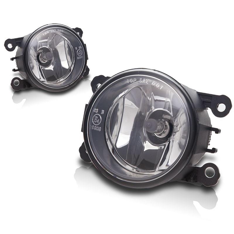 For Infiniti FX35/37/50/30D M37/56 EX/35 G25/37 Q70/60 QX70/56/50 Super Bright Fog Light 55W Halogen Fog Lamp 2Pcs