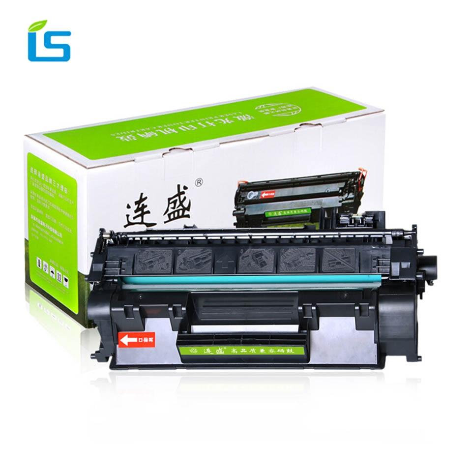 CE505A 505 05A 505a cartucho de Toner Compatible para HP LJ P2035 2055 para Canon LBP6300 6650, 6670 de 6680 MF5840 5850, 5870, 5880, 5950