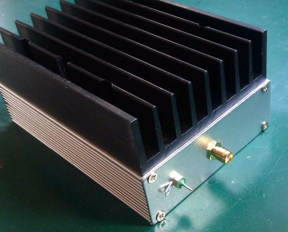 Nuevo amplificador lineal ultra-Banda ancha 1 MHz-130 MHz 6W 43dB RF amplificador HF