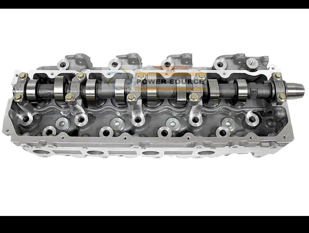 908880 1KZ cabeza de cilindro completa para TOYOTA Landcruiser 90 4 Runner Hilux GRANVIA 1110169128 1110169127 11101-69125 11101- 69126