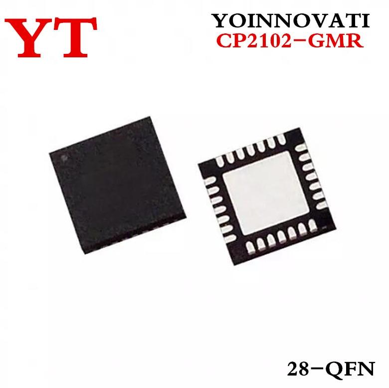 20 unids/lote CP2102-GMR CP2102 QFN28 mejor calidad