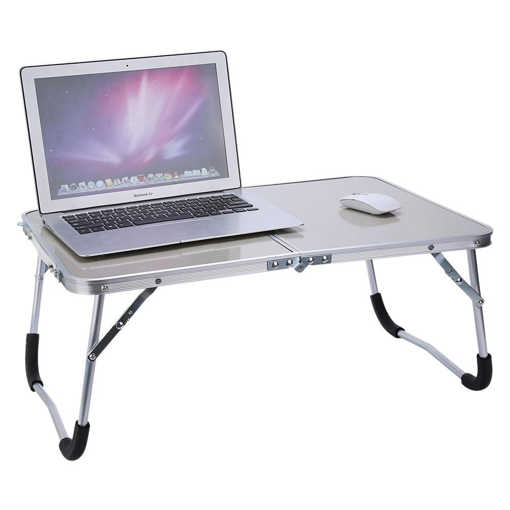 Mesa plegable multifuncional para ordenador, escritorio plegable, mesa plegable para dormitorio, cama...