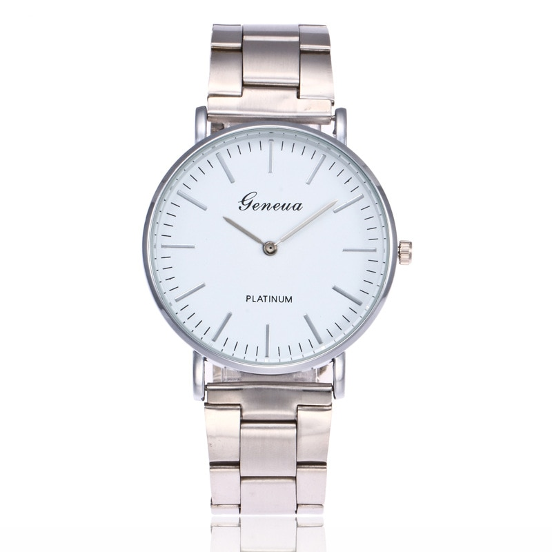 Top Luxury Brand Geneva Women Watches Women stainless steel Watch Casual Ladies Quartz Wristwatch Relogio Feminino Montre Femme reloj hombre luxury women watches diamond ladies watch casual quartz wristwatch for women clock relogio feminino montre femme