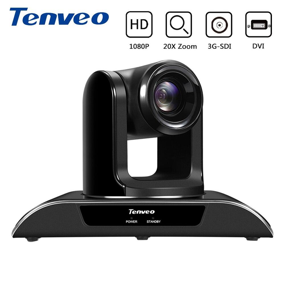 Tenveo VHD20N HDMI HD 1080p PTZ камера для дома SDI камера 20X зум-камера экшн-видео конференц веб-камера 3G-SDI выход для проектора