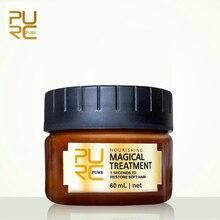 Magical Treatment Mask 5 Seconds Repairs Damage Restore Soft Hair 60ml For All Hair Types Keratin Hair & Scalp Treatment