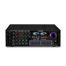 DS-1059 100 W + 100 W 2.0 Bluetooth Senza Fili KTV KaraOK home audio amplificatore Supporta USB/WAV lossless musica con doppio 7 equalizzatore
