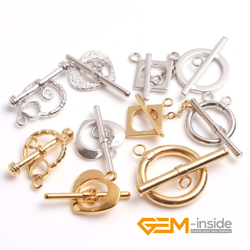 Gold Filled Jewelry Clasp DIY Necklace DIY Jewelry For Jewelry Making Beads One Piece To Sale Free Shipping free shipping pepe jewelry making tools 110mm jewelry rolling mill gold rolling mill 1pc lot
