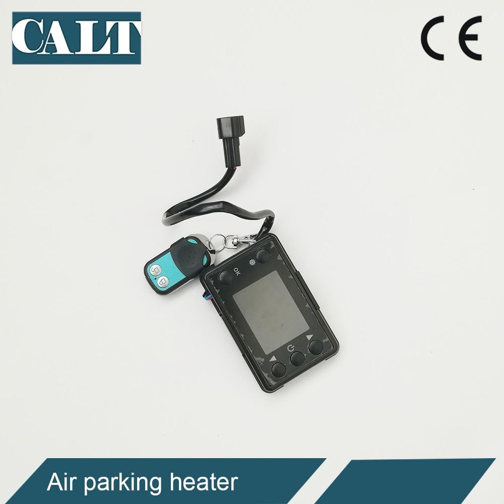 CALT Car Air Conditioning System 2000w diesel parking heater remote digital controller enlarge