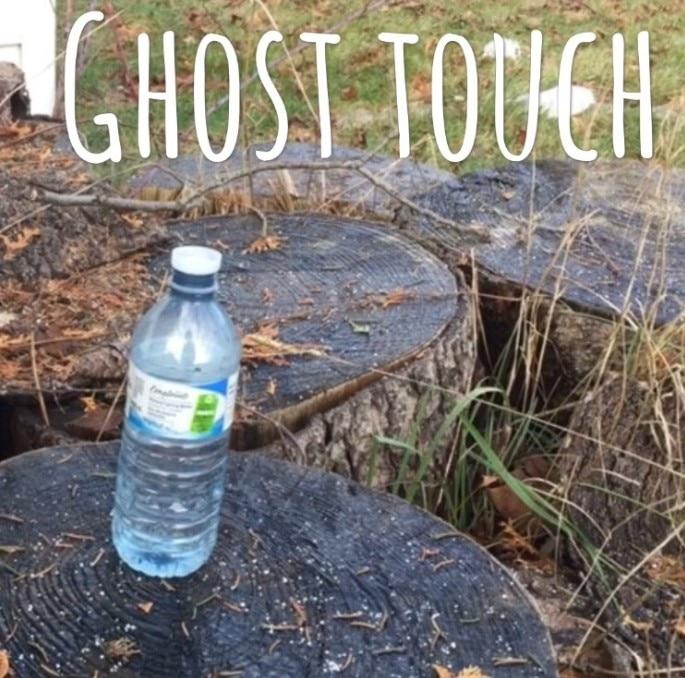 Ghost touch por alfred dexter dockstader truques de magia