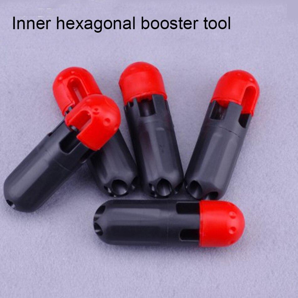 Envío Gratis, llave Hexagonal Allen de 1,5-10mm, llave de torsión, herramienta de mano, varilla de posquemador, llave Hexagonal, mango multifuncional
