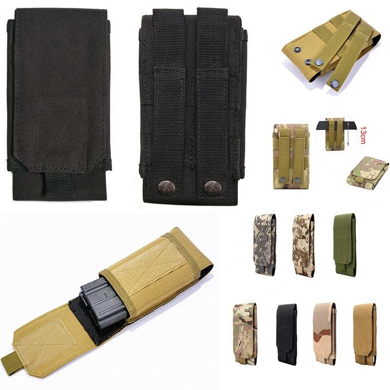 Tactical Phone Pouch Belt Holster Waist Case For Blackview BV9100 BV5900 BV9700 BV9600 BV9500 BV6800 BV9000 A80 Pro Plus Bag