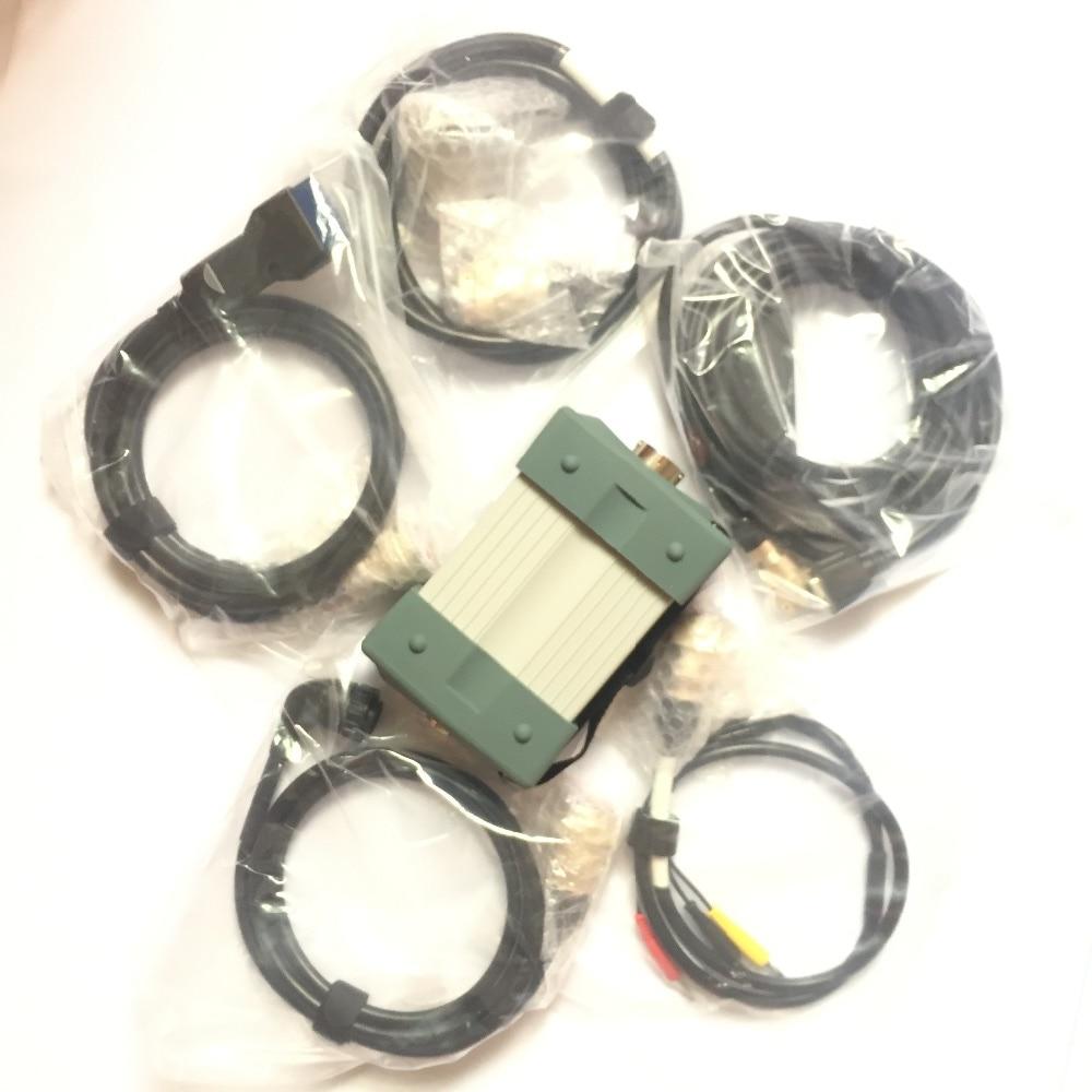 Herramienta de diagnóstico de escáner MB Star C3 OBD2 con Star C3, conjunto completo Cables12V y 24V compatible con MB Cars & Trucks MB Star C3 Nuevo rojo respuesta