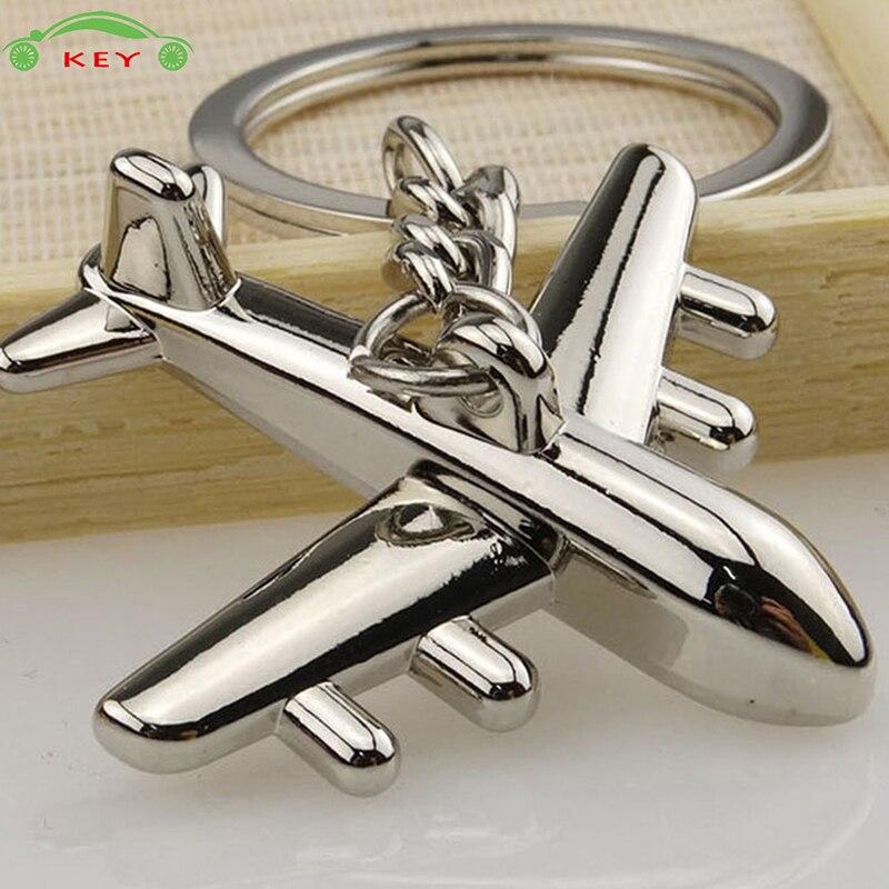 Car Keychain Auto Motorcycle Airplane Aircraft Key Chain Bag Pendant for Mercedes Daihatsu Holden Hyundai Dodge Audi BMW Keyring
