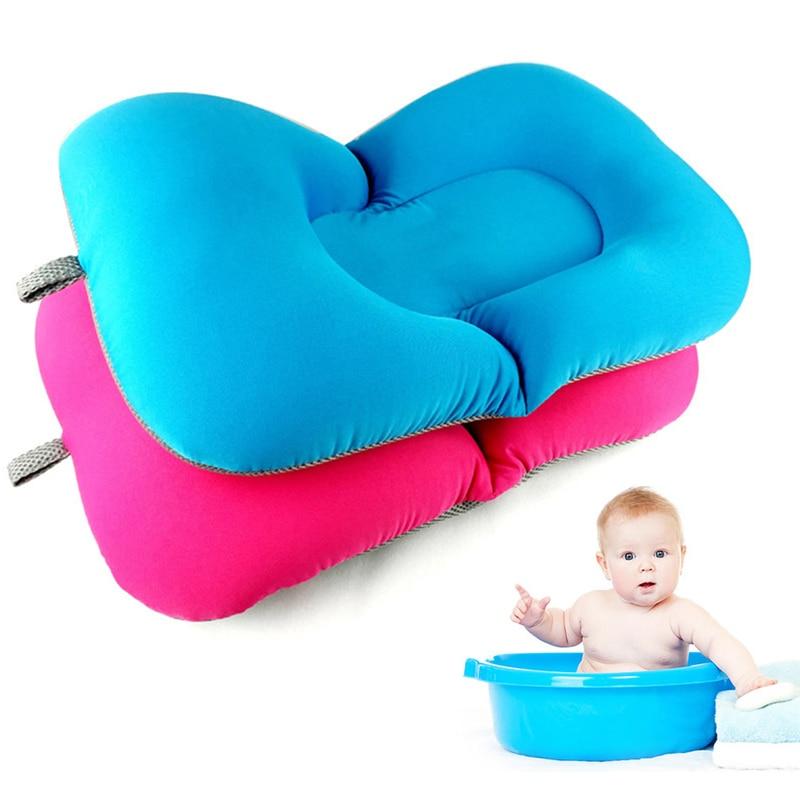 Antislip Baby Matras Badmat Zacht En Comfortabel Baby Bad Douche Bed Camera Prop Voor Baby Anti-Slip babybadkamer Mat