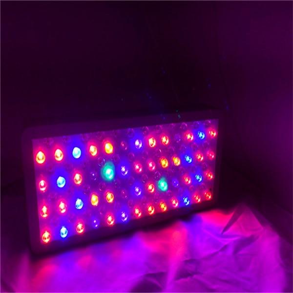 10pcs P300 LED grow light 300W dual mode veg& bloom full spectrum optical lens hydroponics indoor garden grow tent system enlarge