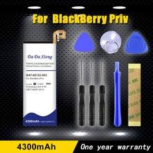 2019 Da Xiong Original BAT-60122-003 4300mAh batterie pour BlackBerry Priv dans le numéro de suivi