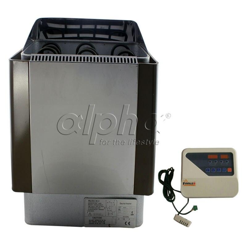 شحن مجاني 8KW380-413V 50HZ ساونا سخان موقد للساونا حمام دش سبا منزلية أو غرفة الحاسب الصغيرة CE القياسية