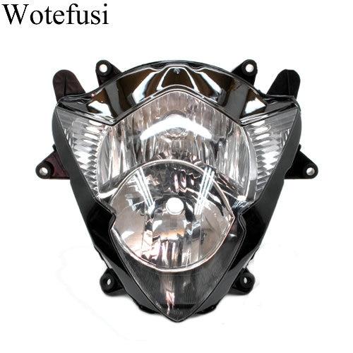Wotefusi Kit de phare moteur   Pour Accord Suzuki GSXR1000 2005 2006 Kit moto [DD21]