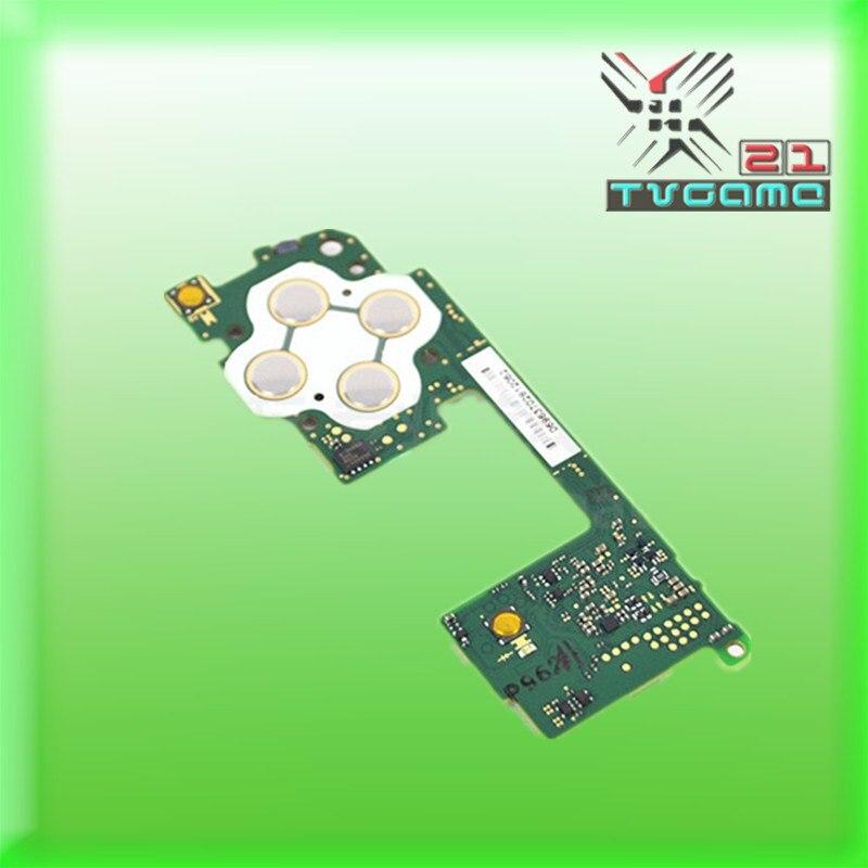 5 шт./лот, оригинальная б/у материнская плата контроллера, материнская плата для управления переключателем для NS Joy-con, материнская плата