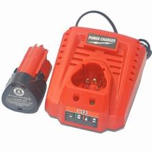 1PCS 12V M12 48-11-2410 Battery +charger for Milwaukee 48-11-2420 48-11-2401 48-11-2402 REDLITHIUM Cordless tool