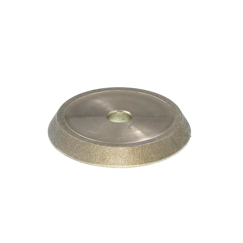 CBN алмазный шлифовальный круг. 13-типное сверлильное шлифовальное колесо. 60 Угловое Алмазное Колесо. CBN 78*12,7*10