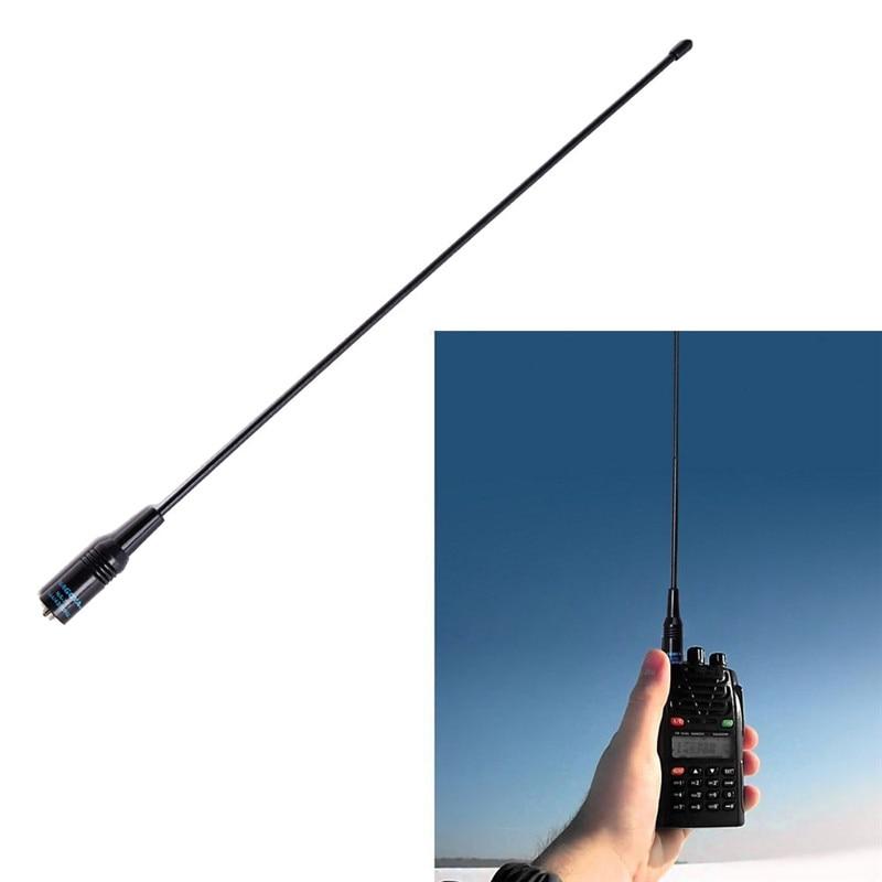 2018 для Baofeng UV5R UV-82 144/430 МГц двухдиапазонная антенна NA771 SMA 10 Вт Женская Нагоя безопасность и выживание Z1011