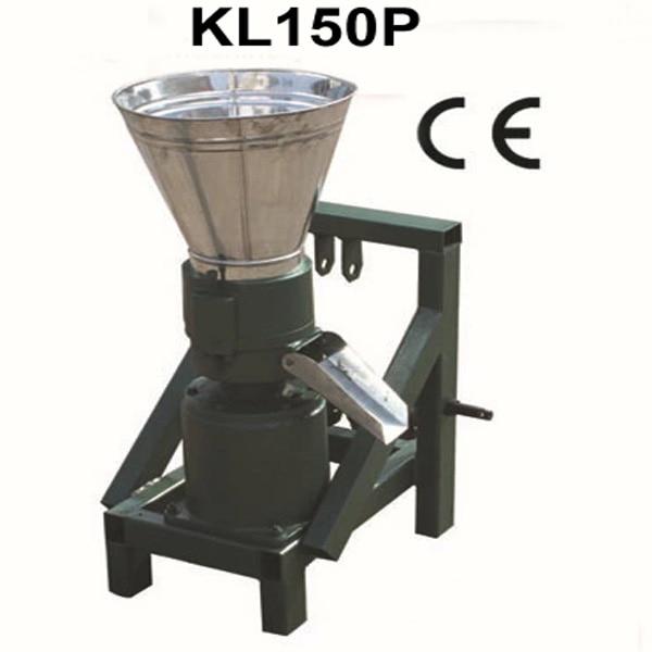 PTO KL150P Pelletspressen Traktor Gezogen Holz/Futterwürfelpresse Maschine Pellet Maschine