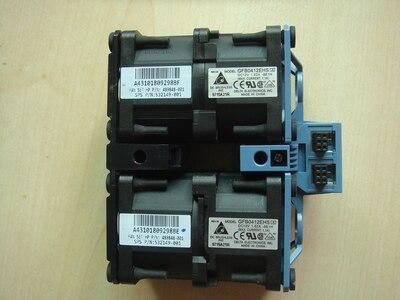 Ventilador de refrigeración para HP DL360 G6 360 G7 489848-001 532149-001