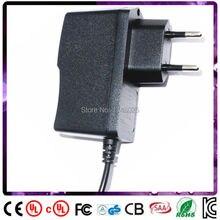 24 v 0.5a adaptateur dalimentation cc 24 volts 0.5 ampères 500ma entrée dalimentation ca 100-240v 5.5x2.1mm commutateur transformateur de puissance