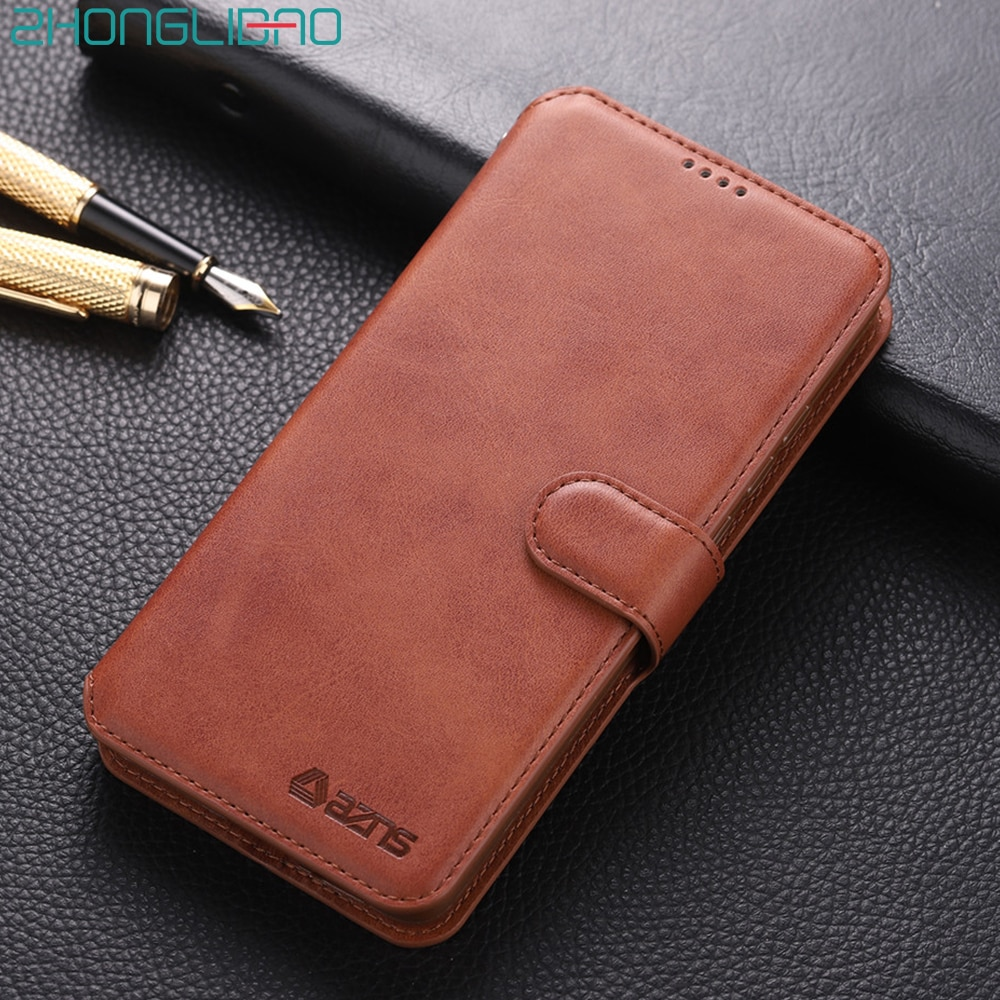 Pour Xiaomi Redmi K20 Pro Global portefeuille couverture en cuir étui à rabat pour Xiaomi Mi 9t Pro porte-carte K20Pro 360 8gb 128gb Capa Funda