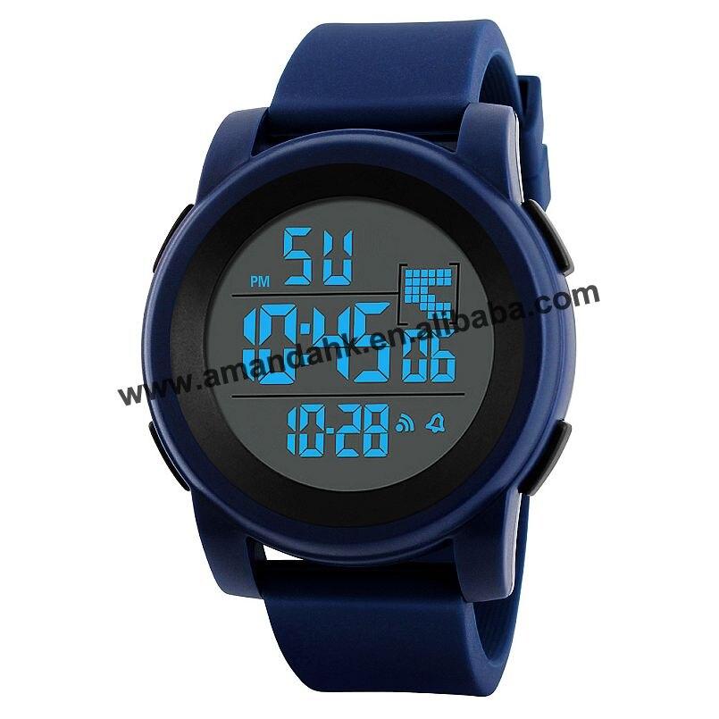 Digital de Homens de Negócios de Moda 9341-492 dos Homens do Esporte Nova Honhx Relógio Relógios Estudantes Frias Mulheres