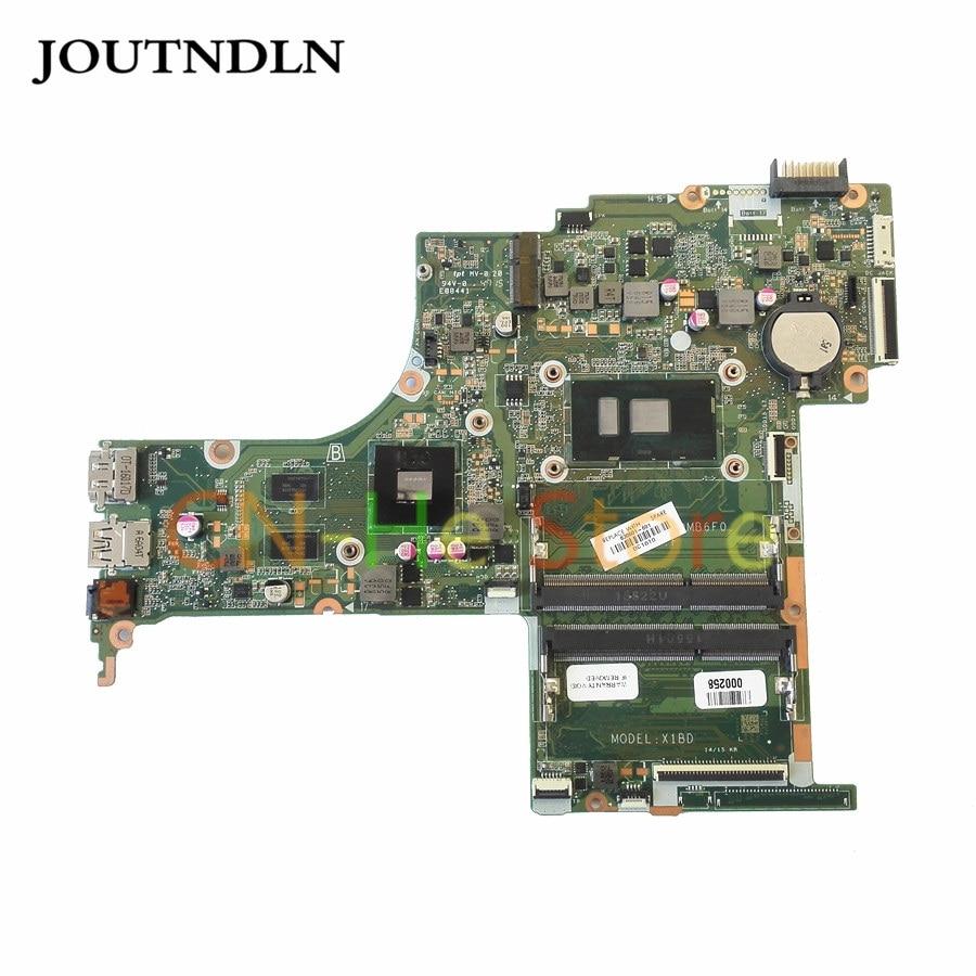 Para hp pavilion 15t-ab100 15-ab série computador portátil placa-mãe dax1bdmb6f0 w/i5-6200U cpu dsc 940 m 2 gb gpu