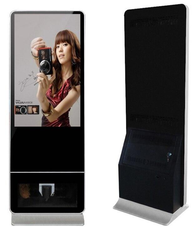 32 42 43 47 55 65 بوصة آلة تنظيف الأحذية و led lcd tft hd لوحة عرض تعمل باللمس شاشة عرض الإعلانات التفاعلية
