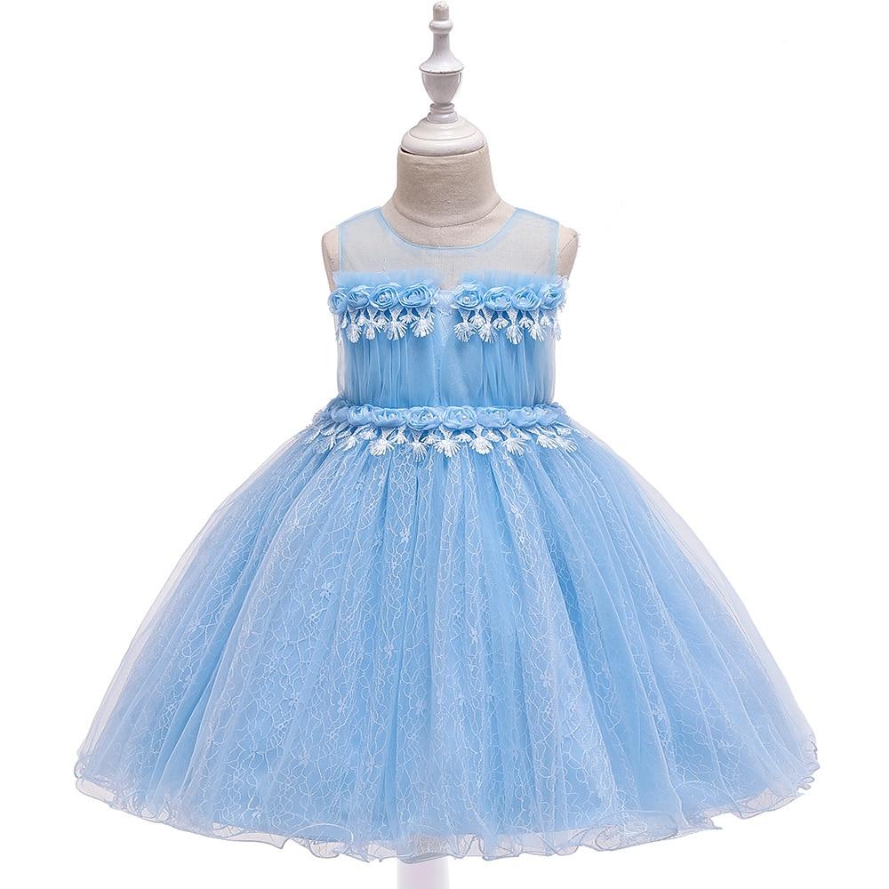 Милое бальное платье-пачка для вечеринки, вечерние платья, короткие платья для первого причастия, детское нарядное платье